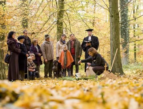 Bestattung im Friedwald Wangen bei Göppingen